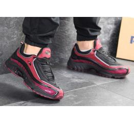 Купить Чоловічі кросівки Reebok Daytona DMX бордові з чорним в Украине