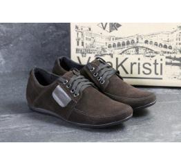 Мужские туфли VanKristi коричневые