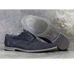 Мужские туфли VanKristi темно-синие