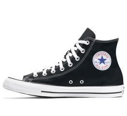 Купить Жіночі кеди Converse Chuck Taylor All Star High чорні