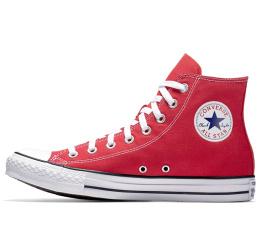 Купить Жіночі кеди Converse Chuck Taylor All Star High червоні