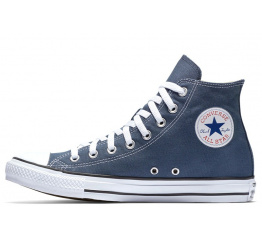 Женские кеды Converse Chuck Taylor All Star High синие