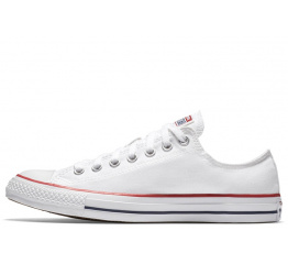 Женские кеды Converse Chuck Taylor All Star Low белые
