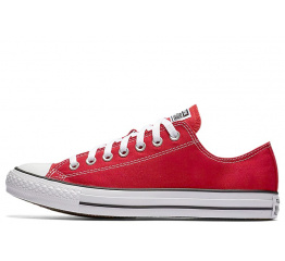 Купить Жіночі кеди Converse Chuck Taylor All Star Low червоні