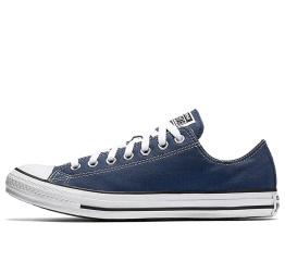 Купить Женские кеды Converse Chuck Taylor All Star Low синие