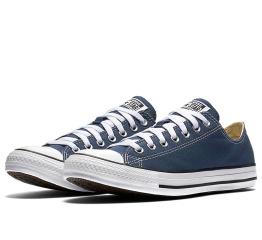 Купить Женские кеды Converse Chuck Taylor All Star Low синие в Украине