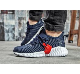 Купить Женские кроссовки Adidas AlphaBOUNCE Instinct темно-синие