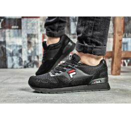 Купить Жіночі кросівки Fila чорні