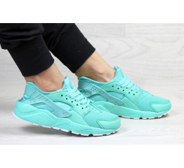 Купить Жіночі кросівки Nike Air Huarache бірюзові
