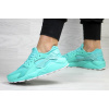 Женские кроссовки Nike Air Huarache бирюзовые