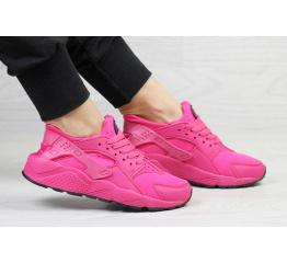 Купить Жіночі кросівки Nike Air Huarache малиновые