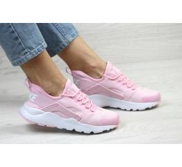 Женские кроссовки Nike Air Huarache Run Ultra розовые