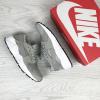Женские кроссовки Nike Air Huarache серые