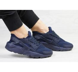Купить Жіночі кросівки Nike Air Huarache темно-сині
