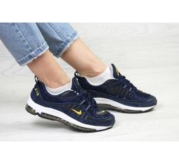 Купить Женские кроссовки Nike Air Max 98 темно-синие в Украине