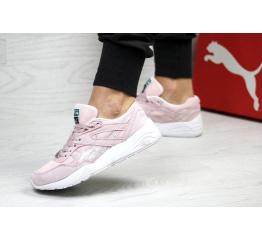 Купить Женские кроссовки Puma Trinomic R698 пудровые в Украине
