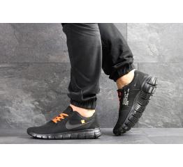 Купить Мужские кроссовки Nike Free 5.0 x Off-White черные