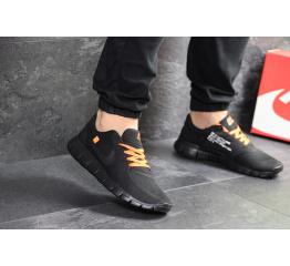 Купить Мужские кроссовки Nike Free 5.0 x Off-White черные в Украине