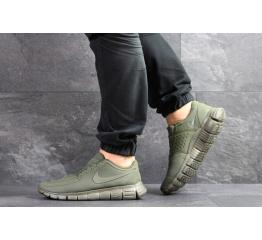 Купить Мужские кроссовки Nike Free 5.0 хаки