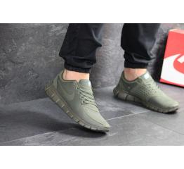 Купить Мужские кроссовки Nike Free 5.0 хаки в Украине