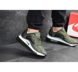 Купить Мужские кроссовки Nike Air Max 720 хаки с белым в Украине