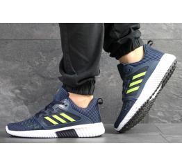 Купить Чоловічі кросівки Adidas Climacool Cm темно-сині с неоновым