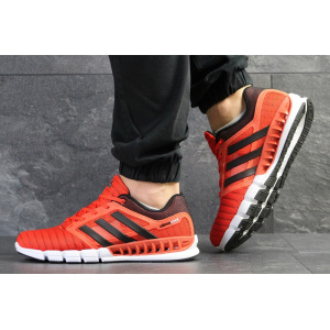 Мужские кроссовки Adidas Climacool Revolution красные