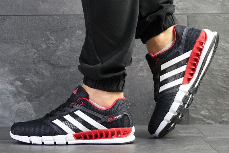 d1206f20 Adidas (Адидас) кроссовки Climacool Revolution темно-синие с белым ...