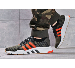 Купить Мужские кроссовки Adidas EQT Support Mid ADV Primeknit хаки