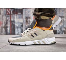 Мужские кроссовки Adidas EQT Support RF бежевые