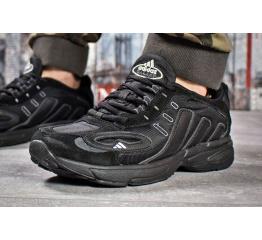 Купить Мужские кроссовки Adidas Galaxy K черные в Украине