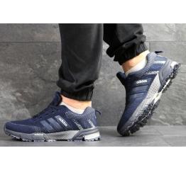 Купить Мужские кроссовки Adidas Marathon синие