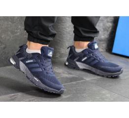 Купить Чоловічі кросівки Adidas Marathon сині в Украине
