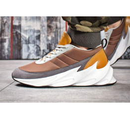 Купить Мужские кроссовки Adidas Sharks коричневые