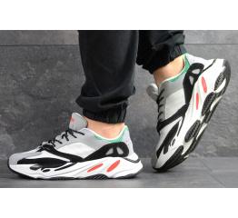Купить Мужские кроссовки Adidas Yeezy Boost Wave Runner 700 x Balance Life серые