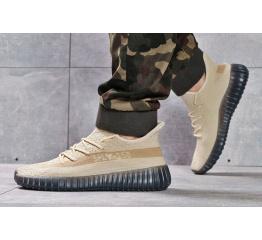 Купить Мужские кроссовки Adidas Yeezy SPLY-350 бежевые