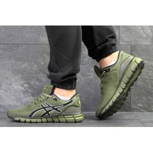 Мужские кроссовки Asics GEL-Quantum 360 Knit зеленые