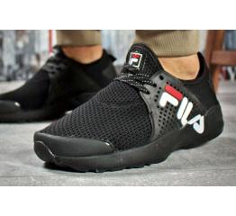 Купить Мужские кроссовки Fila Mind Zero черные в Украине