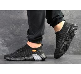 Мужские кроссовки Nike Air Flyknit черные