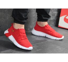 Мужские кроссовки Nike Air Flyknit красные