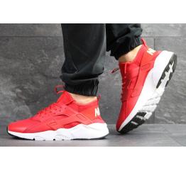 Купить Мужские кроссовки Nike Air Huarache красные