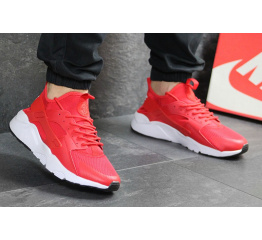 Купить Мужские кроссовки Nike Air Huarache красные в Украине