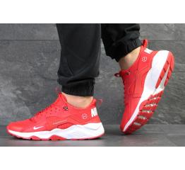 Купить Мужские кроссовки Nike Air Huarache x Fragment Design красные