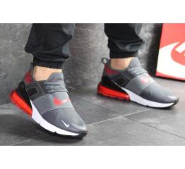 Мужские кроссовки Nike Air Max 270 серые