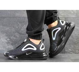 Мужские кроссовки Nike Air Max 720 Iridescent черные