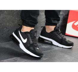 Купить Мужские кроссовки Nike Air Max черные с белым в Украине