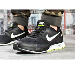 Мужские кроссовки Nike Air Pegasus+ 30 черные с белым