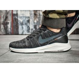 Мужские кроссовки Nike Air Zoom темно-серые