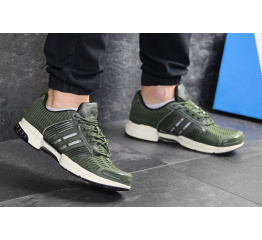 Купить Чоловічі кросівки Adidas Climacool 1 зелені в Украине
