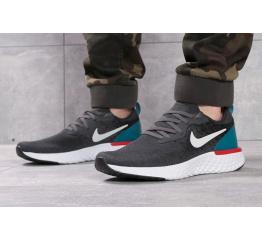 Мужские кроссовки Nike Epic React Flyknit серые